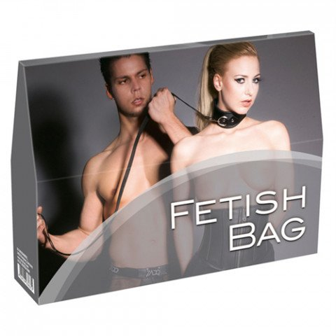 Zado Fetish Bag Verrassingspakket - 7-Delig