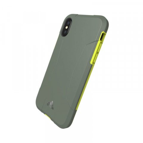Adidas SP Solo Case iPhone X Yellow