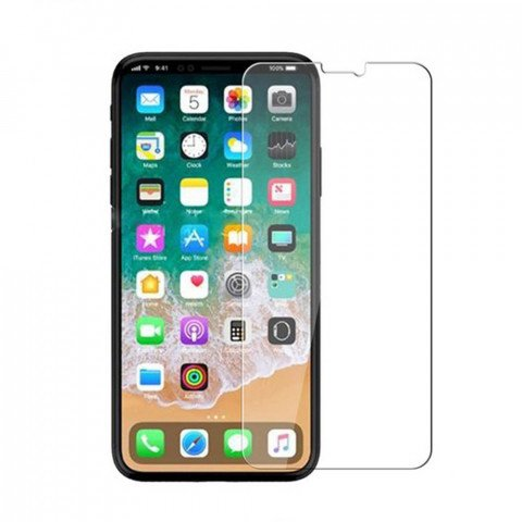 Colorfone iPhone X Tempered Glass Screenprotector