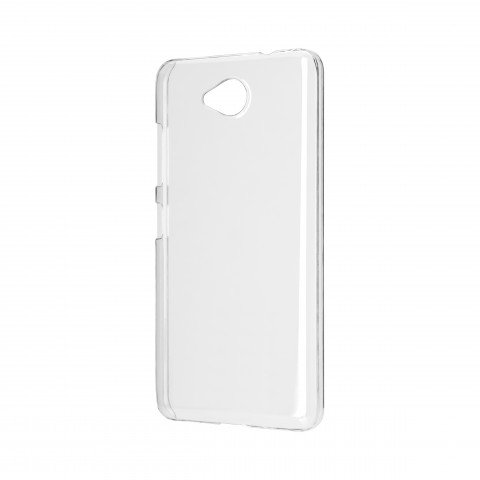 XQISIT iPlate Glossy for Lumia 650 clear
