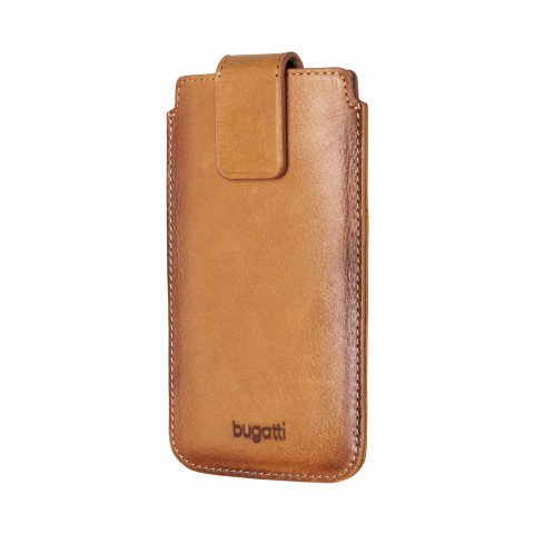 Bugatti Francoforte 2ML BURNISHED for Universal cognac