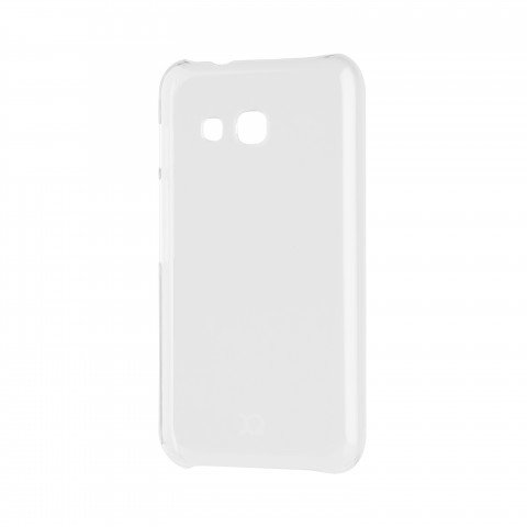 XQISIT iPlate Glossy for Pixi 4(4) clear