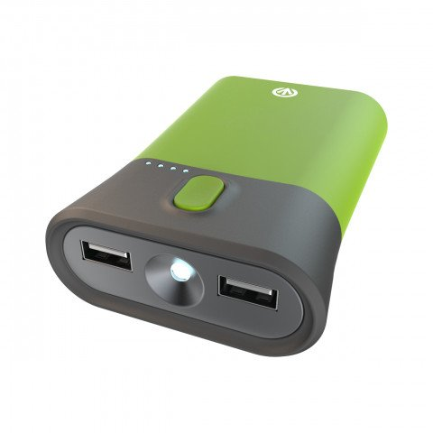 iFrogz Power-Golite Traveler Powerbank green