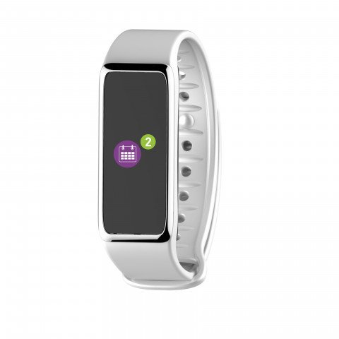 MyKronoz ZeFit3 HR Activity Tracker white