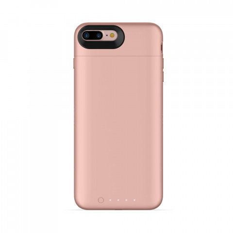 Mophie Juice Pack Air 2420 mAh Case for iPhone 7/8 Plus rose gold colored
