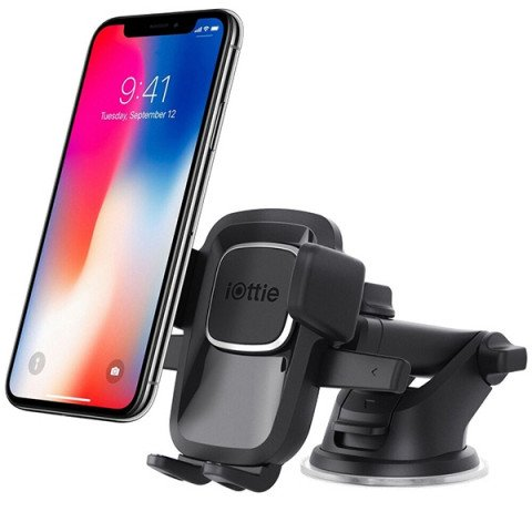 iOttie One Touch 4 Universal Car & Desk Mount Black