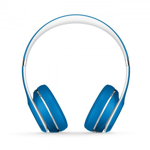 beats by Dr. Dre Solo 2 On-Ear Headset Luxe Editio blue