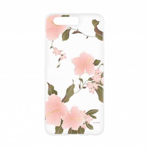 FLAVR iPlate Hibiscus for Honor 9 colourful
