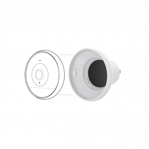 Logitech Circle 2 Plug mount white