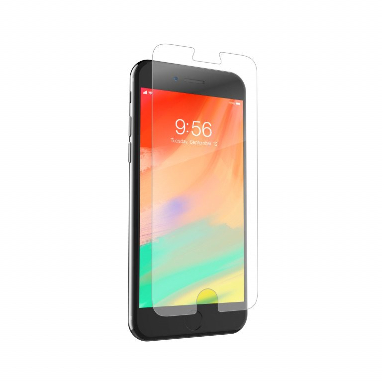 Invisible Shield Glass+ Case Friendly Screen for iPhone 6+/6s+/7+ clear