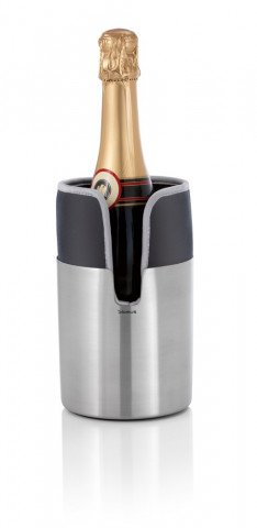 Blomus Colletto Champagne- Wijnkoeler RVS