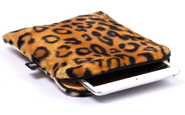 CoverBee iPad Mini Sleeve Posh Leopard