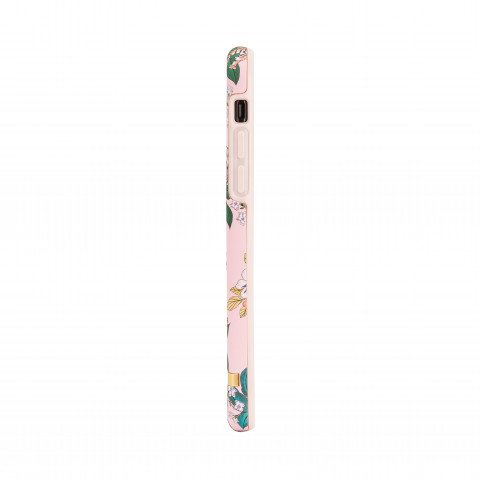 Richmond & Finch Pink Tiger - Gold details for iPhone XR colourful
