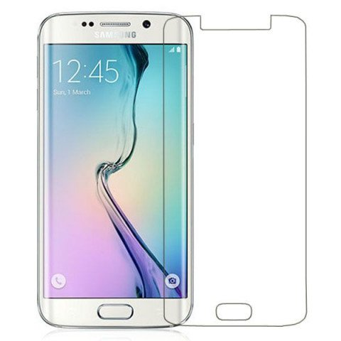 Colorfone Galaxy S6 Edge screenprotector Clear
