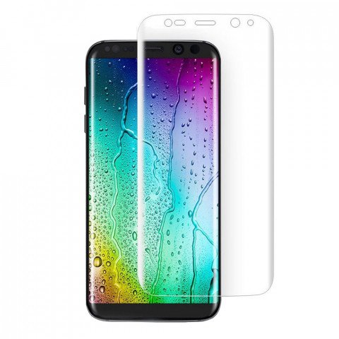 Colorfone Galaxy S8+ Screenprotector Curved