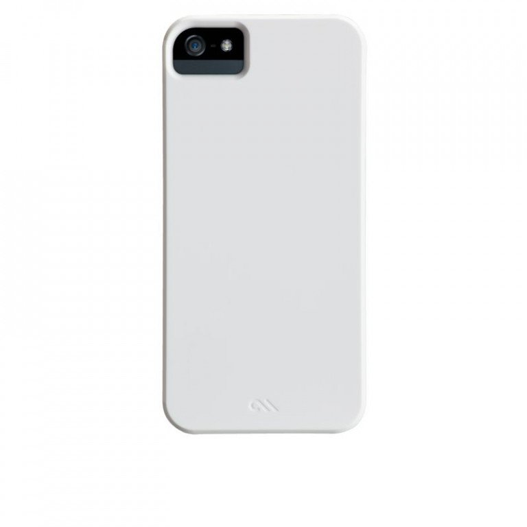 Case Mate iPhone 5/5S / SE Barely There White