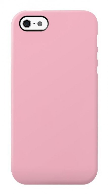 SwitchEasy Colors iPhone 5 Baby Pink