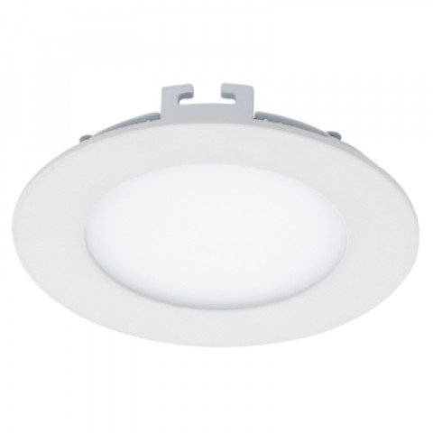 Fueva 1 inbouwspot LED warmwit 120 mm doorsnee dimbaar