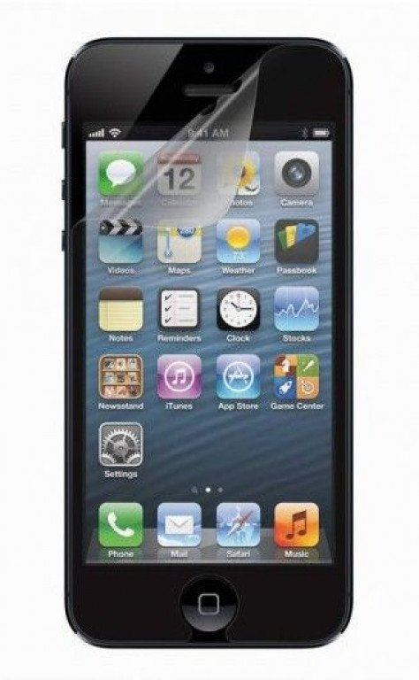 Colorfone iPhone 5/5S/5C / SE screenprotector Clear