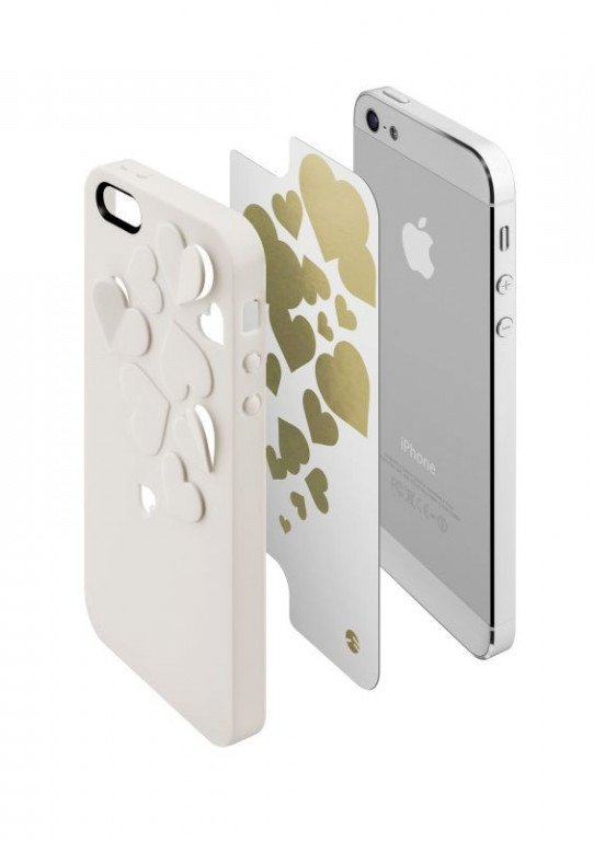 SwitchEasy Kirigami iPhone 5/5S / SE