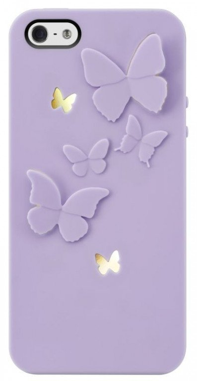 SwitchEasy Kirigami iPhone 5/5S / SE LavenderWings Purple