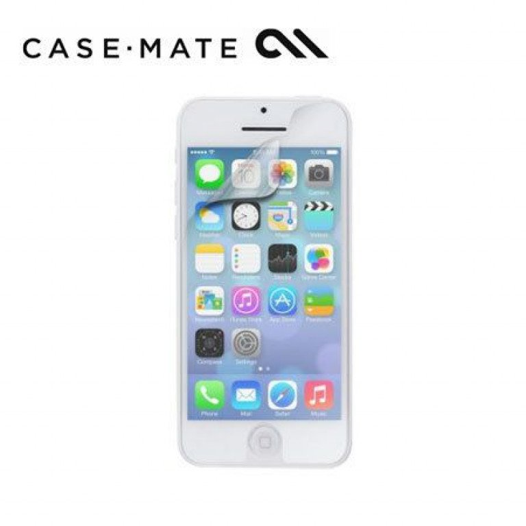 Case Mate iPhone 5C ScreenProtector Clear