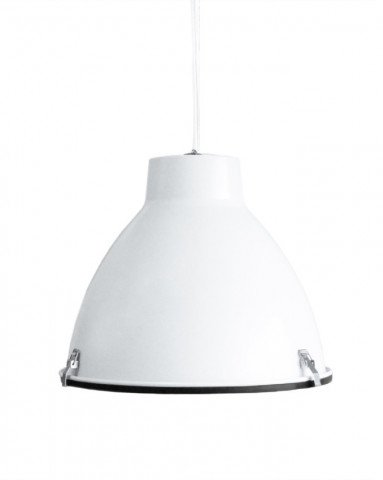 Hanglamp Industry Wit