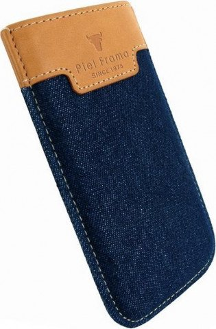 Piel Frama iPhone 8 / 7 / 6(S) Pull Style Jeans