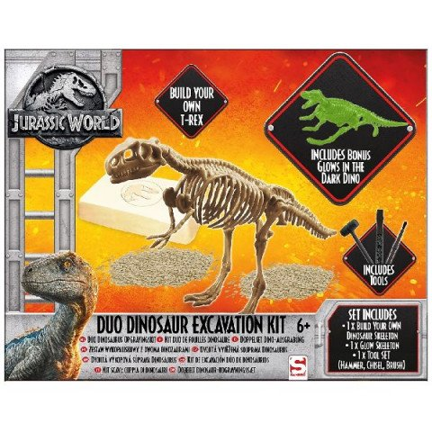 Jurassic World Dino Opgraaf Kit