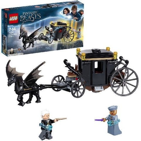Lego 75951 Harry Potter Grindelwald's Ontsnapping