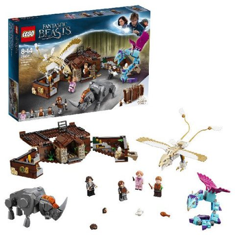 Lego 75952 Harry Potter Magical Creatures