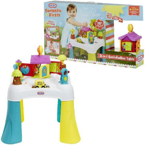Little Tikes Fantastic First Switcheroo Speeltafel