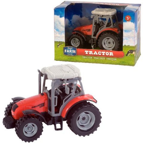 Dutch Farm Line Tractor rood 1:32