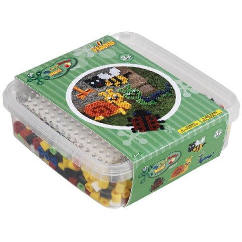 Hama 8744 Maxi Box 600 Beads and Pegboards