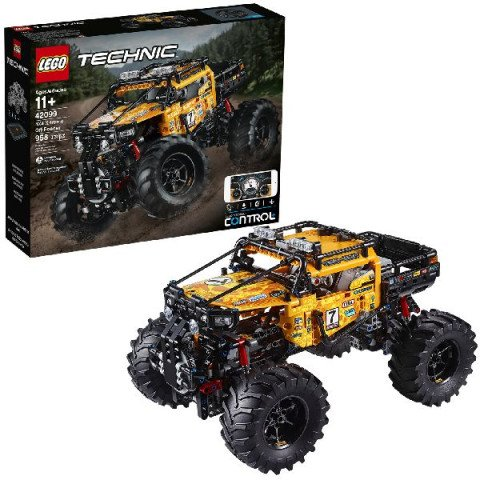Lego 42099 Technic RC X-treme Off-Roader