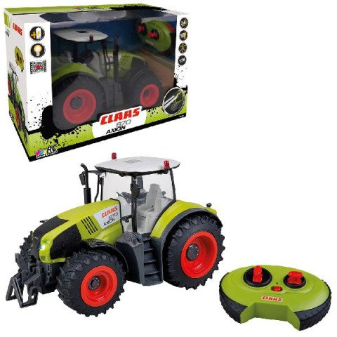 HP RC Claas Axion Tractor RTR 1:16