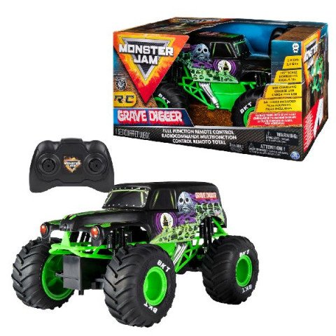 Monster Jam 1:15 Gravedigger RC