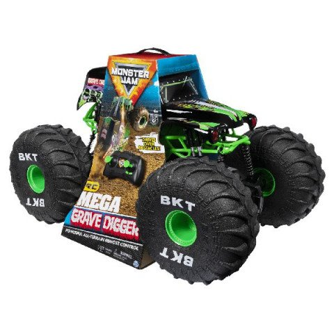 Monster Jam Mega Gravedigger RC