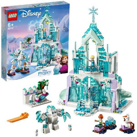 Lego 43172 Frozen Elsa Magical Ice Palace