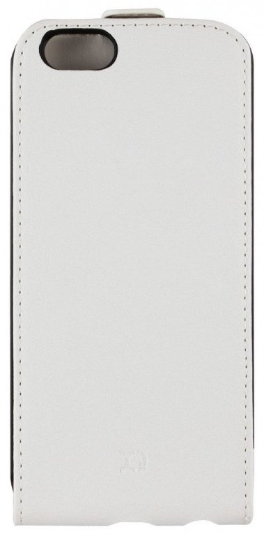 Xqisit Flipcover iPhone 6/6S White
