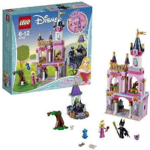 Lego 41152 Princess Doornroos.