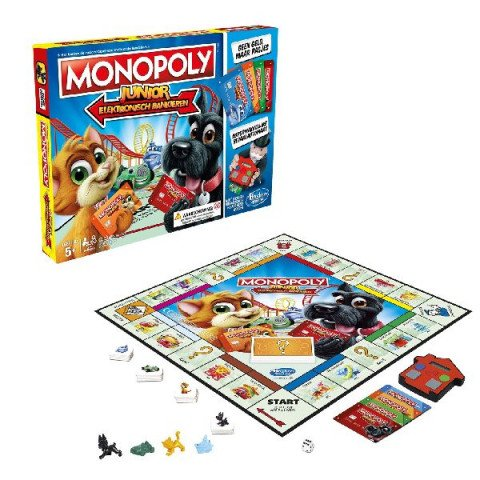 Monopoly Junior Electronisch
