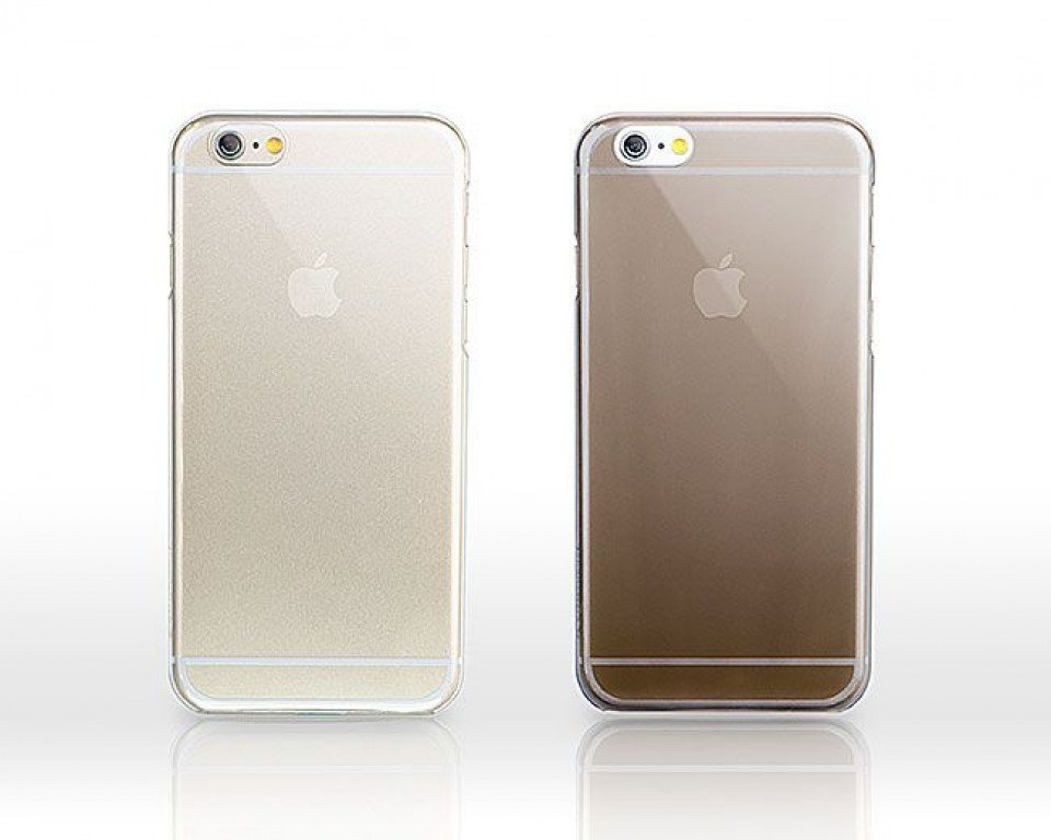 SwitchEasy NUDE iPhone 6/6S colors