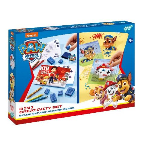 Totum 721012 Paw Patrol 2 In 1 Set
