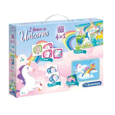 Unicorn Edukit 4 In 1