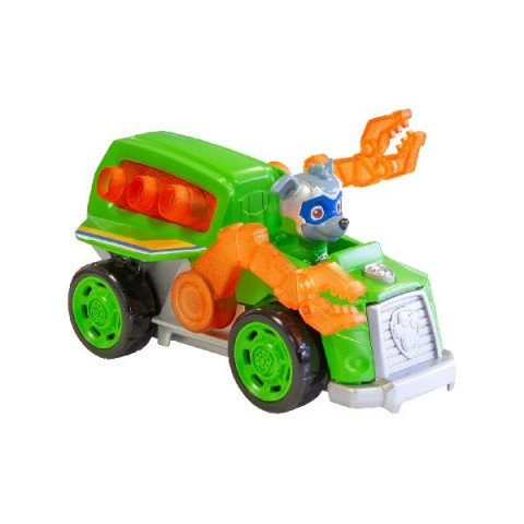 Paw Patrol Mighty Pups Themed Vehicle Rocky