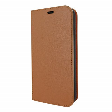 Piel Frama iPhone 11 FramaSlimCards Tan