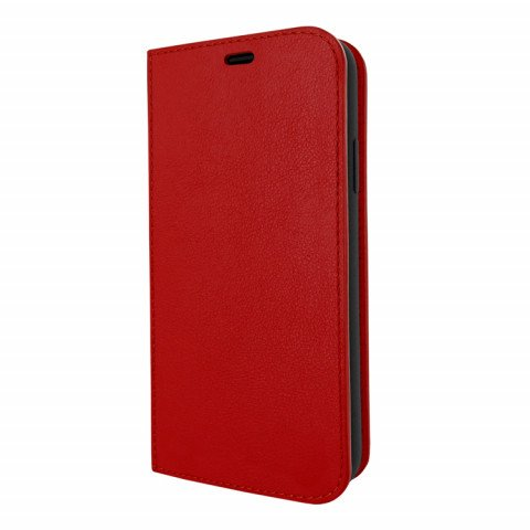 Piel Frama iPhone 11 FramaSlimCards Red