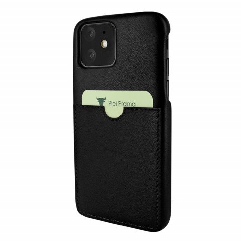 Piel Frama iPhone 11 FramaSlimGrip Black