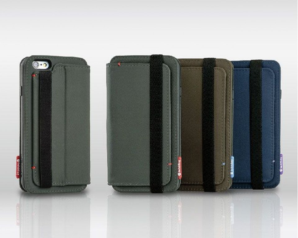 SwitchEasy Life Pocket iPhone 6 Colors